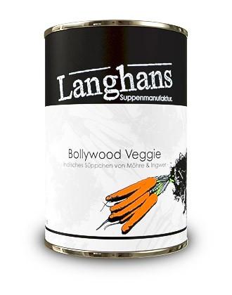 BOLLYWOOD VEGGIE Karottencremesuppe